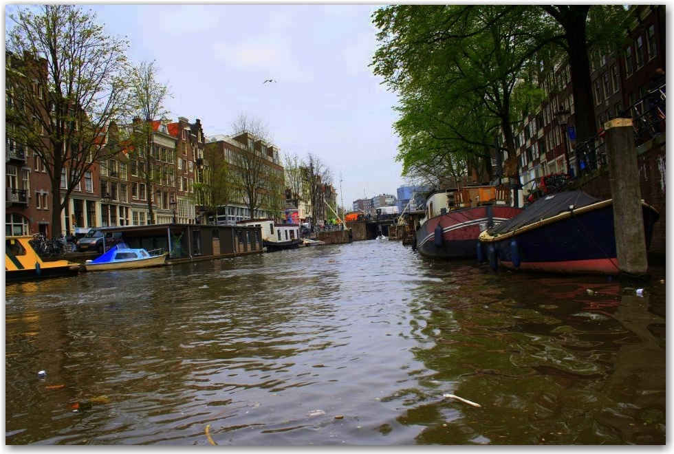 Places That Live Up to the Hype: Amsterdam, Holland