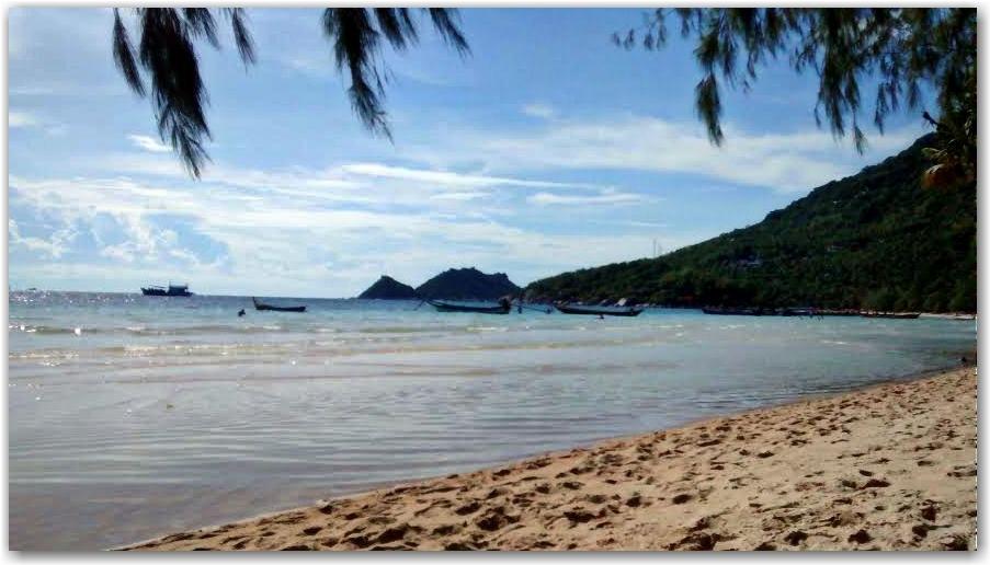 koh tao thai island