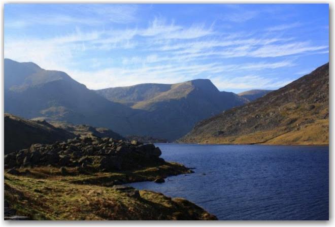 Llyn Ogwen, Capel Curig, Wales