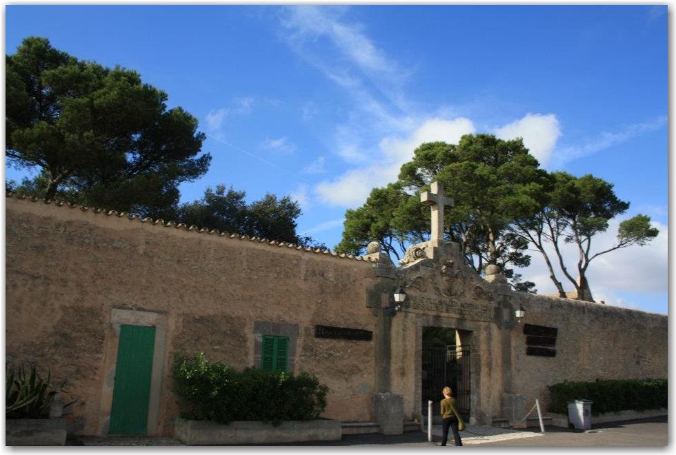 Santuari de Nostra Dona de Cura , Mallorca