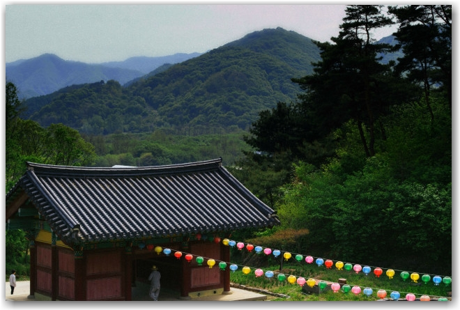 Dopiansa Temple (도피안사) Cheorwon, South Korea