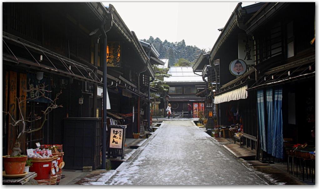 takayama sanmachi old private houses