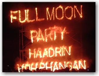 Koh Phangan Full Moon Party