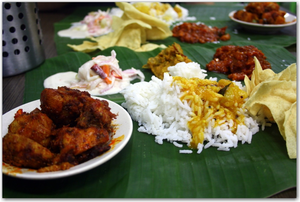 food in melaka Malaysia
