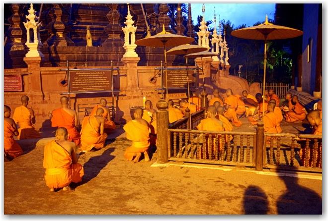Wat Pan Tao chiang mai