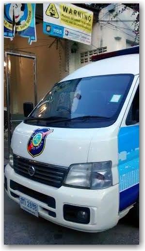VIP mini-van SE Asia