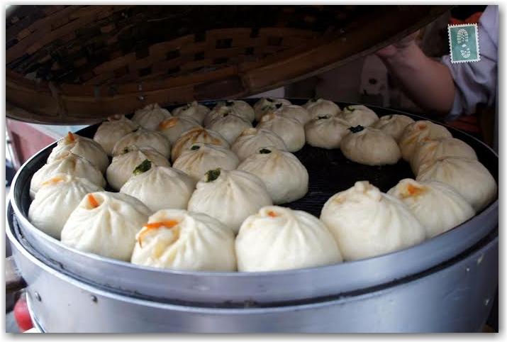 chinese food baozi