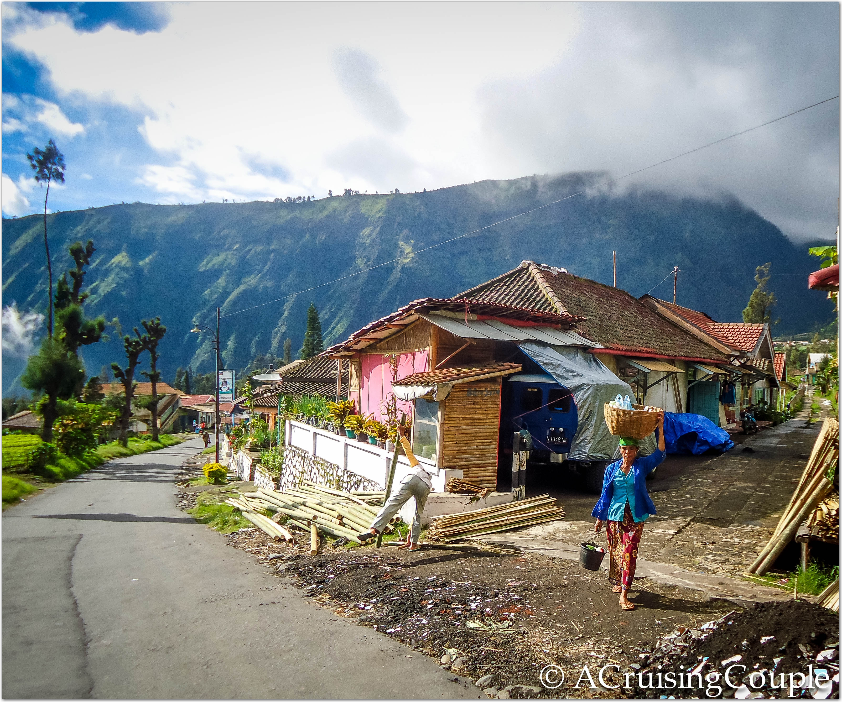 Cemoro Lawang indonesia village