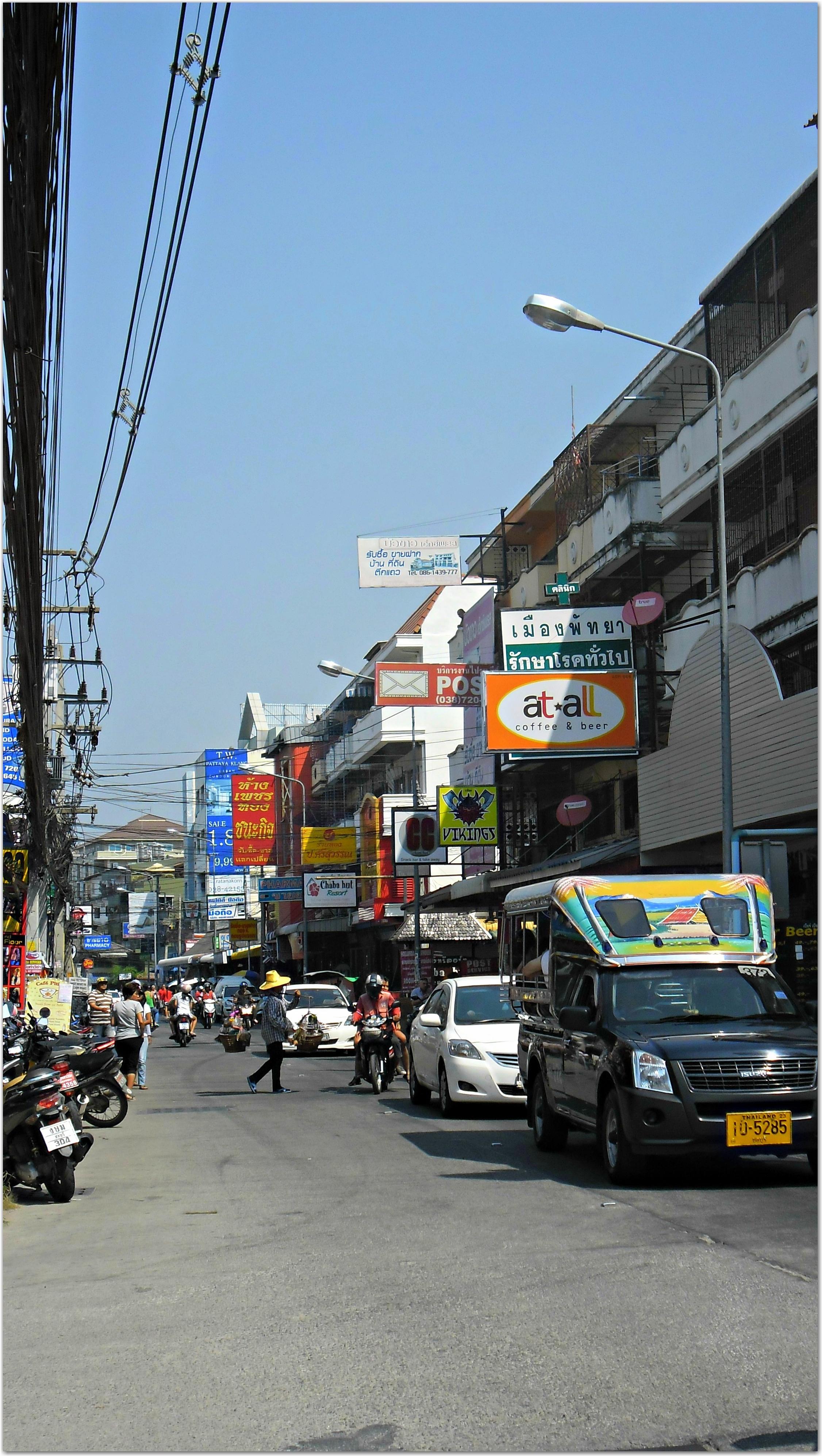 Soi LK Metro, Pattaya, Thailand