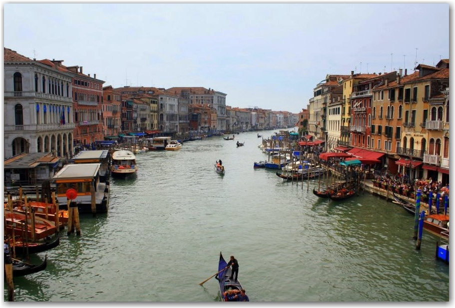 Places That Live Up to the Hype: Venice, Italy