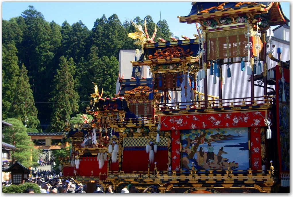 takayama festival