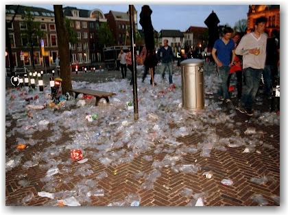 Queen's Day in Alkmaar