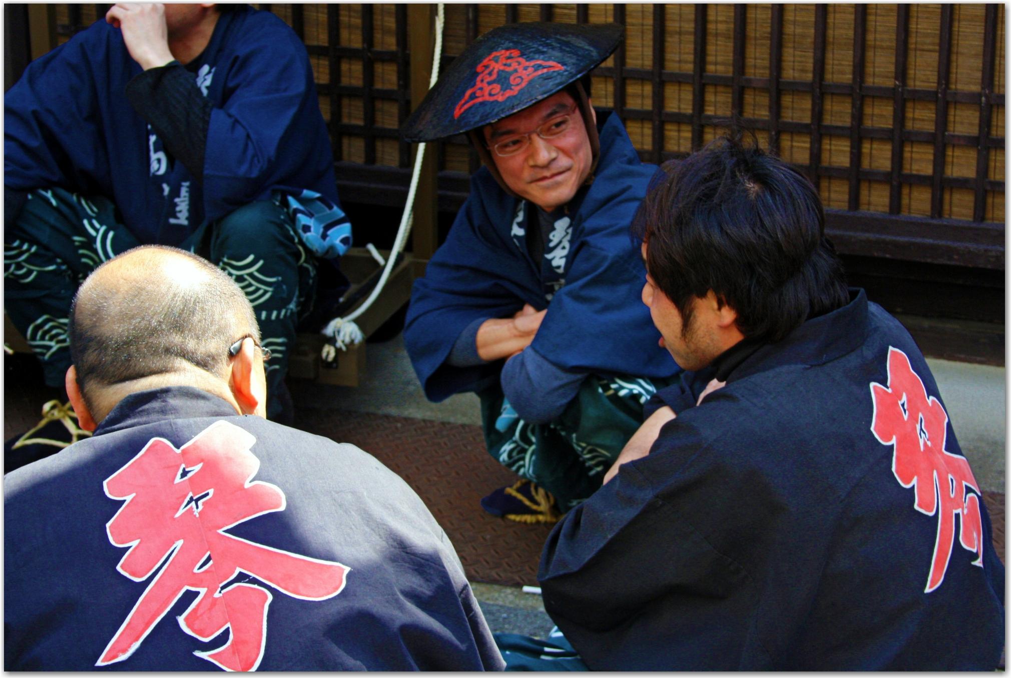 japanese people are wonderful