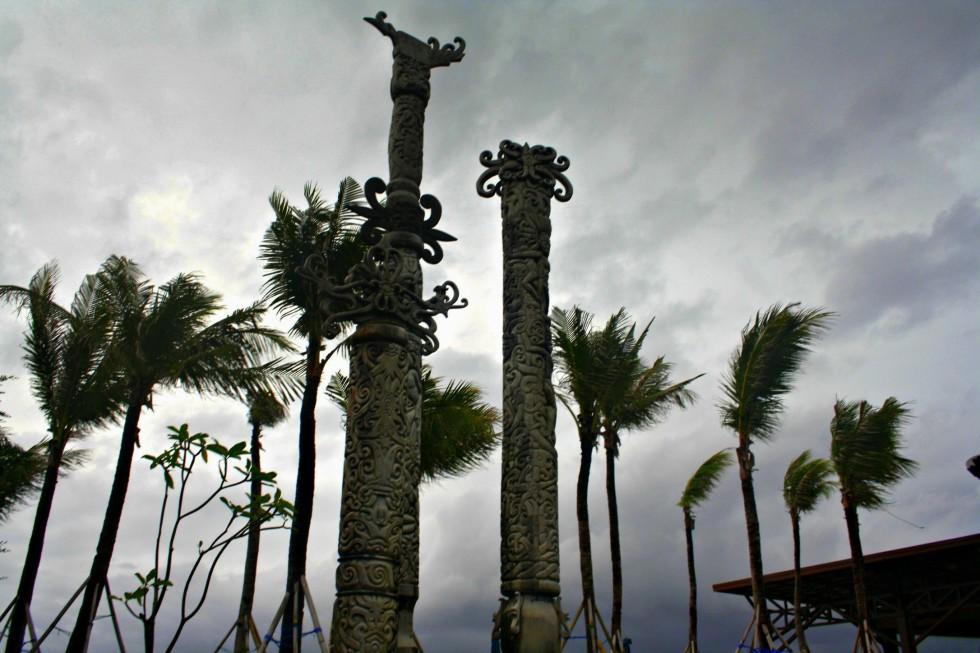 Storm Scenes from Gili Trawangan