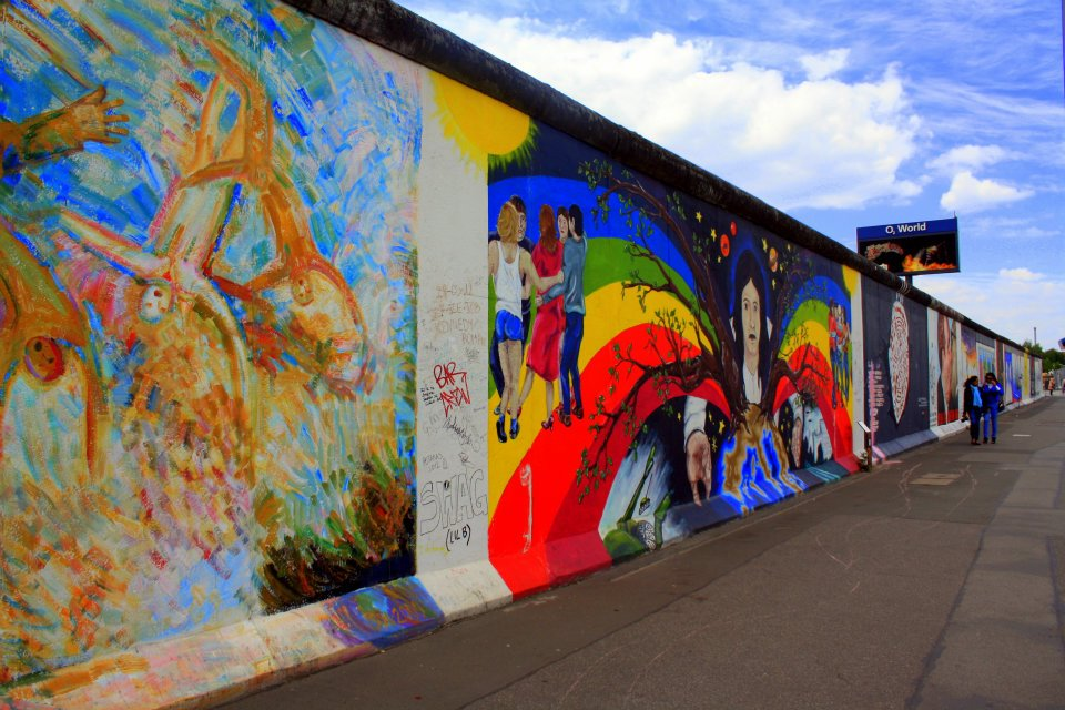 Sunday Snapshot: The East Side Gallery