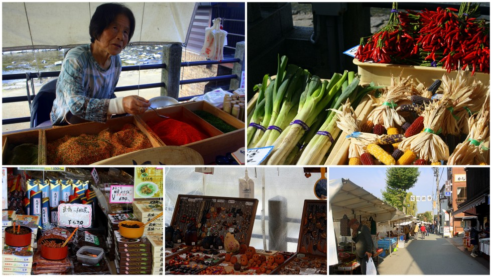 Going Local: Scenes from Markets Around the World