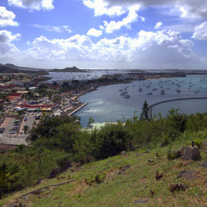 view of st martin fort louis